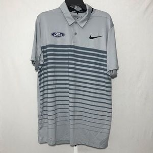 Nike Golf Men's Ford Polo Shirt L